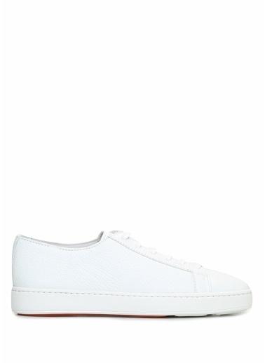 Santoni Sneakers Beyaz